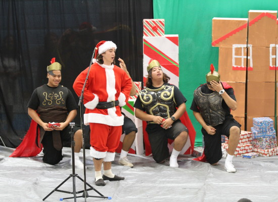 2015 Senior Christmas Play