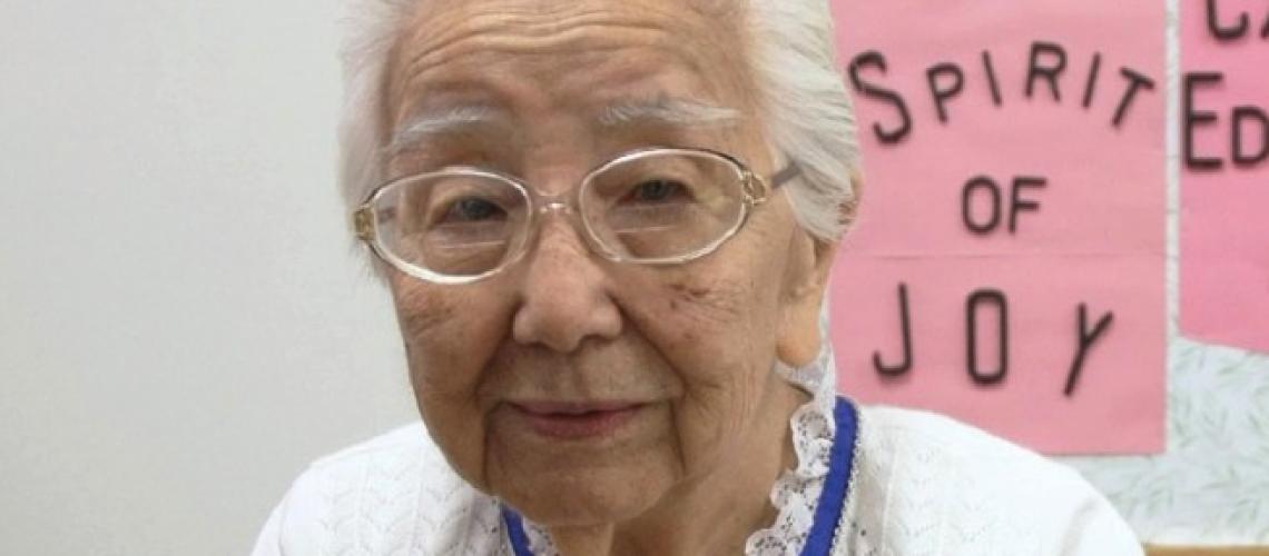 Sister Agnes Vera Hino's Story