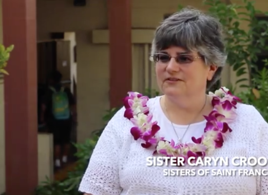 Sister Caryn Crook – The Year of Consecrated Life
