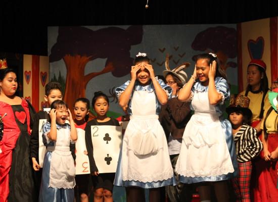 Alice in Wonderland Jr.